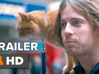 A Street Cat Named Bob Movie Trailer