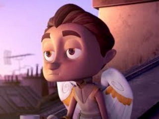 3D Animation Short Film Cupido - Love Is Blind