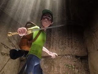 CGI 3D Animated Short Film HD: Ruins