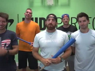 7 lb Burger Challenge - Dude Perfect