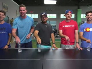 Water Bottle Flip Edition - Dude Perfect