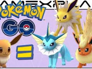 Pokémon Go Tips: Choosing Your Eevee Evolution (Trick)