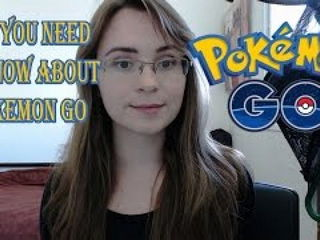 Pokemon Go Guide- All You Need To Know