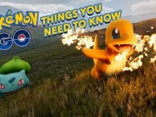 Pokemon GO: 7 Things You NEED TO KNOW