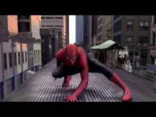 Spider-Man 2.1 Extended Train Fight Scene