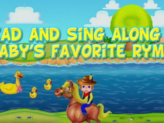 Cute Nursery Rhymes For Babies - Nursery Rhymes Games By Gameiva