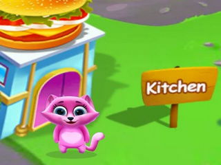 Baby Kitten Care And Salon - Baby And Kitty Salon Games By Gameiva