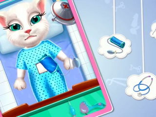My Kitty Multi Surgery Doctor - Kitty Doctor Surgery Games By Gameiva