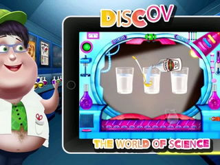 Amazing Science Experiments With Eggs - iOS Android Gameplay Trailer By Gameiva