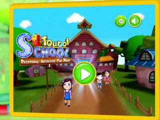 Tour of School - iOS Android Gameplay Trailer By Gameiva