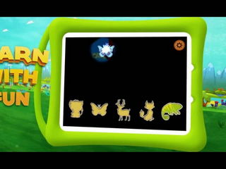 Preschool Animal Safari - iOS Android Gameplay Trailer By Gameiva