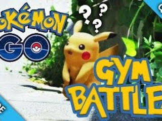Pokemon Go Gym Battle & Combat Guide!