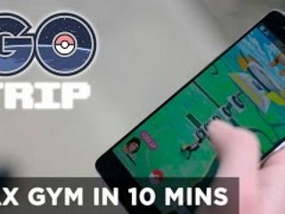 How to get a Level 10 Gym fast in Pokémon GO!