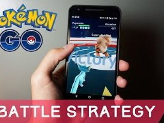 HOW TO WIN BATTLES IN POKÉMON GO