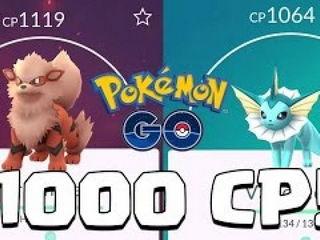 Pokemon GO High Level Trainer