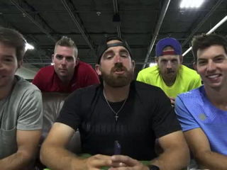 Endless Ducker Battle - Dude Perfect