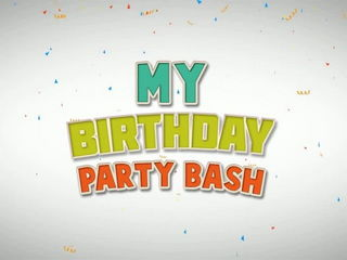 My Birthday Party Bash - My Birthday Party Games By Gameiva