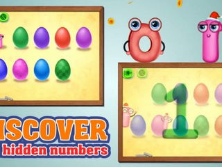 Magical Numbers For Kids - Magical Number Games By Gameiva
