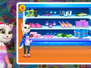 Kitty Supermarket Manager - Kitty Supermarket Games By Gameiva