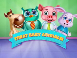 My Little Animals Pet Hospital - My Animal Pet Hospital Games By Gameiva