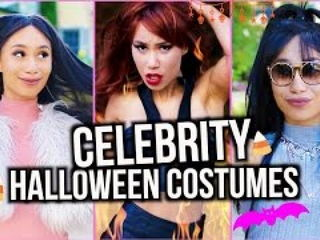 5 Celebrity Halloween Costume Ideas! Ariana