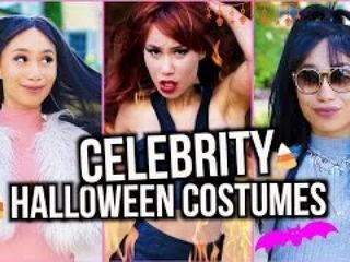 5 Celebrity Halloween Costume Ideas! Ariana