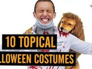 10 Best Halloween Costume Ideas