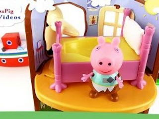 Peppa Pig Stay at Elf's Tree House