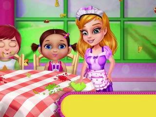Crazy Waitress Life Story - Restaurent Waitress Story Games By Gameiva