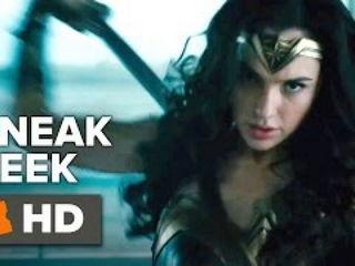 Wonder Woman Official Sneak Peek