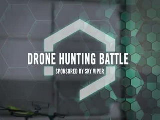 Drone Hunting Battle - Dude Perfect