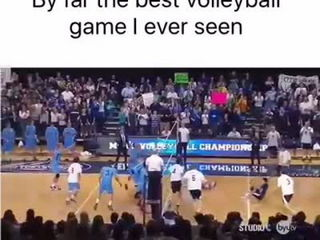 Best ever Volleyball Game