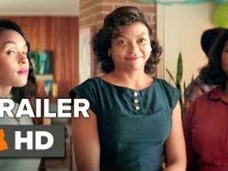 Hidden Figures Moive Trailer 2