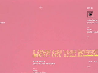 Love on the Weekend Audio-only Video