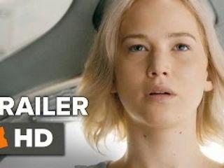 Passengers Movie Trailer