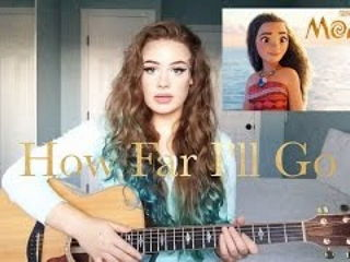 Alani Claire cover - How Far I'll Go Feat. Alessia Cara