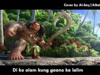 Disney's Moana - How Far I'll Go (Filipino version)