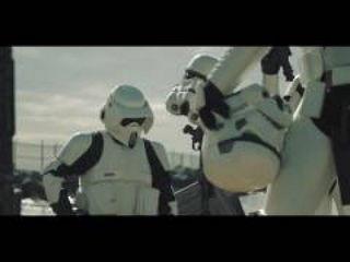 Star Wars Mannequin Challenge