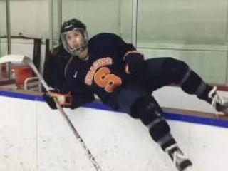 Syracuse Hockey Mannequin Challenge