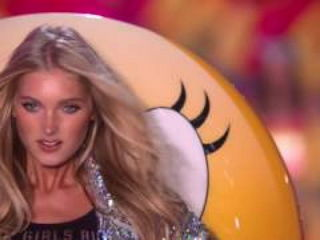 Elsa Hosk's Road to the Runway (The 2016 Victoria's Secret Fashion Show)