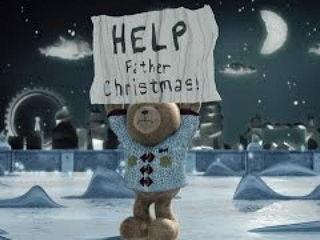 Harrods A Very British Bear Tale Christmas Advert 2016