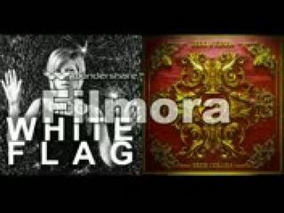 White FlagTrue Colors Mashup Music Video