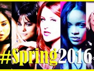 Spring Pop 2016 Mashup Music Video