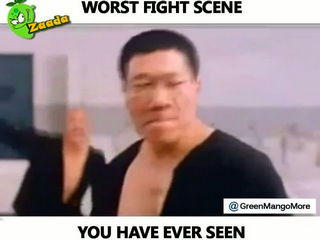 World's most brutal fight scene. Watch at your own RISK!