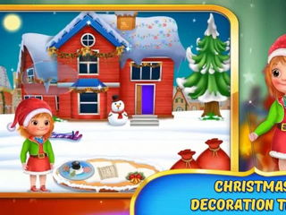 Baby Emma Christmas Surprise - Christmas Baby Surprise Games By Gameiva