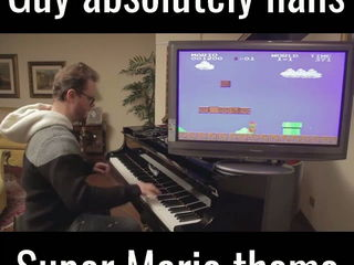 Best Super Mario player