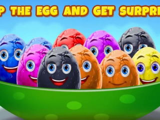 Farm Animal's Surprise Eggs - Farm Animal Games By Gameiva