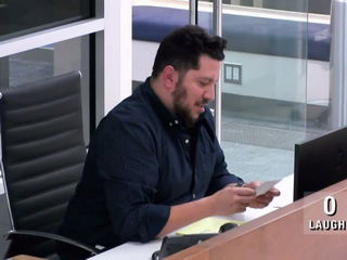 Reception Name Game - Impractical Jokers - Comedy Central UK