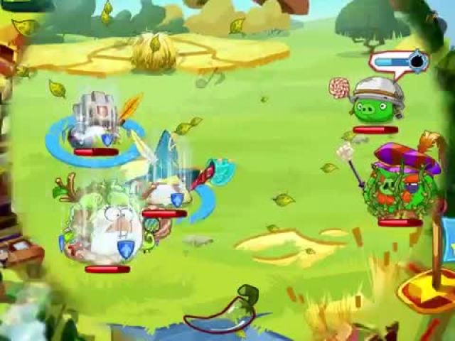 Angry Birds Epic Trailer