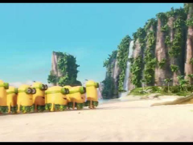 Minions Official Trailer (2015) - Despicable Me